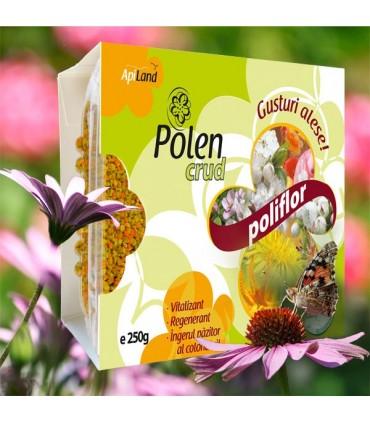 Polen Crud Poliflor 250 g Apiland
