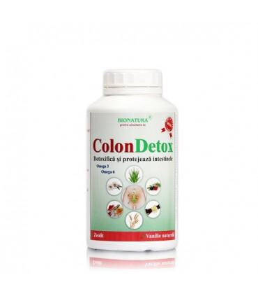 Colon Detox - Site oficial Dr Catalin Luca