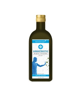ArgintBiotic- Argint Coloidal 50 ppm