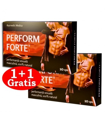 PERFORM FORTE - 10 cps