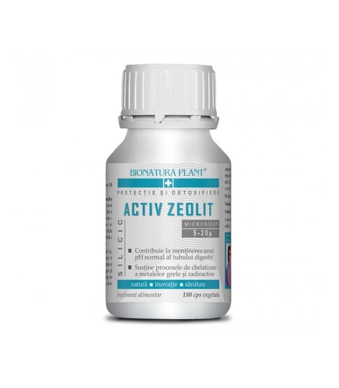 Activ Zeolit Silicic, cumperi 2 si primesti 2 GRATUIT