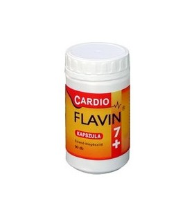 CARDIO Flavin 7+, 90 CAPSULE